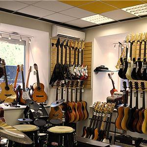 Музыкальные магазины Оричей