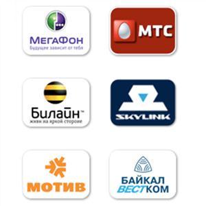 Операторы сотовой связи Оричей