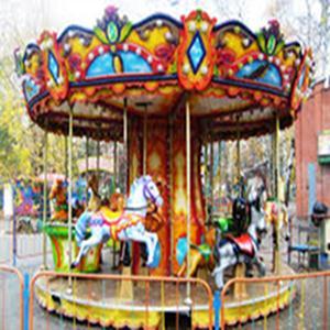Парки культуры и отдыха Оричей