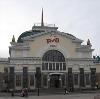 Железнодорожные вокзалы в Оричах