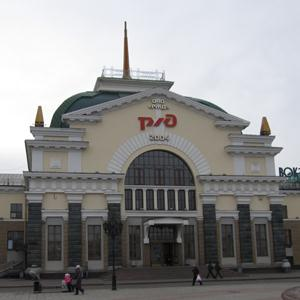 Железнодорожные вокзалы Оричей
